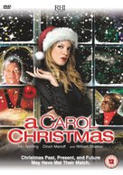 A Carol Christmas - British DVD cover (xs thumbnail)