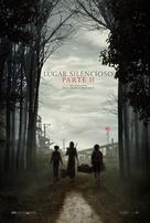 A Quiet Place: Part II - Brazilian Movie Poster (xs thumbnail)