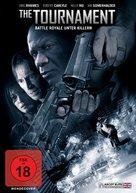The Tournament - German DVD movie cover (xs thumbnail)
