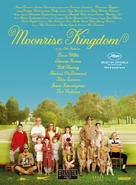Moonrise Kingdom - French Movie Poster (xs thumbnail)