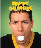 Happy Gilmore - Blu-Ray movie cover (xs thumbnail)