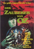 The Wizard of Oz - German DVD cover (xs thumbnail)