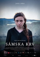 Sameblod - Slovak Movie Poster (xs thumbnail)