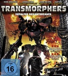 Transmorphers: Fall of Man - German Movie Cover (xs thumbnail)