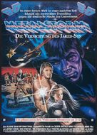 Metalstorm: The Destruction of Jared-Syn - German Movie Poster (xs thumbnail)