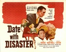 Date with Disaster - Movie Poster (xs thumbnail)