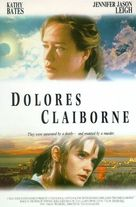 Dolores Claiborne - Movie Poster (xs thumbnail)