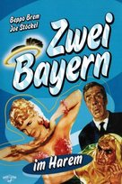 Zwei Bayern im Harem - German Movie Poster (xs thumbnail)
