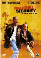 National Security - Swiss Movie Cover (xs thumbnail)