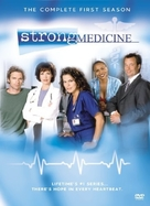 """Strong Medicine"" - DVD movie cover (xs thumbnail)"