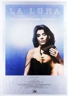 Luna, La - Italian Movie Poster (xs thumbnail)