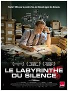 Im Labyrinth des Schweigens - French Movie Poster (xs thumbnail)