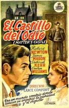 Hatter's Castle - Spanish Movie Poster (xs thumbnail)