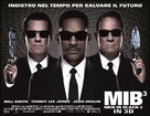 Men in Black 3 - Italian Movie Poster (xs thumbnail)