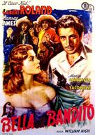 Beauty and the Bandit - Italian Movie Poster (xs thumbnail)
