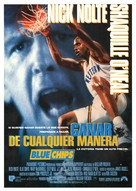 Blue Chips - Spanish Movie Poster (xs thumbnail)