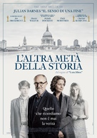 The Sense of an Ending - Italian Movie Poster (xs thumbnail)