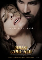 Darker Shades of Elise - South Korean Movie Poster (xs thumbnail)