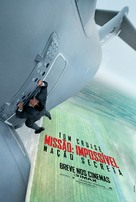Mission: Impossible - Rogue Nation - Brazilian Movie Poster (xs thumbnail)