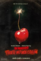 The Runaways - Vietnamese Movie Poster (xs thumbnail)
