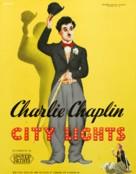 City Lights - British Movie Poster (xs thumbnail)