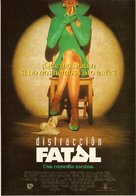 Fatal Instinct - Spanish Movie Poster (xs thumbnail)