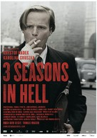 3 sezony v pekle - German Movie Poster (xs thumbnail)