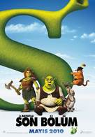 Shrek Forever After - Turkish Movie Poster (xs thumbnail)