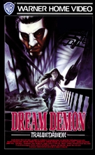 Dream Demon - VHS cover (xs thumbnail)