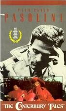 I racconti di Canterbury - VHS movie cover (xs thumbnail)