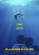 Under the Silver Lake - Spanish Movie Poster (xs thumbnail)