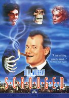 Scrooged - Movie Cover (xs thumbnail)