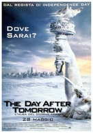 The Day After Tomorrow - Italian Movie Poster (xs thumbnail)