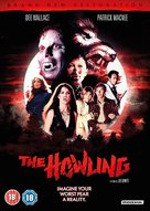 The Howling - British Movie Cover (xs thumbnail)
