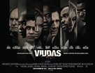 Widows - Mexican Movie Poster (xs thumbnail)