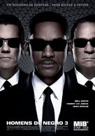 Men in Black 3 - Portuguese Movie Poster (xs thumbnail)