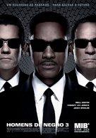 Men in Black 3 - Portuguese Movie Poster (xs thumbnail)