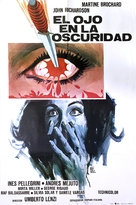 Gatti rossi in un labirinto di vetro - Spanish Movie Poster (xs thumbnail)