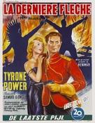 Pony Soldier - Belgian Movie Poster (xs thumbnail)