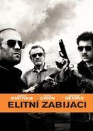 Killer Elite - Czech Movie Poster (xs thumbnail)