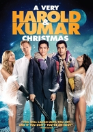 A Very Harold & Kumar Christmas - DVD cover (xs thumbnail)