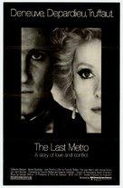 Le dernier métro - Movie Poster (xs thumbnail)