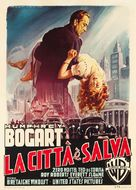The Enforcer - Italian Movie Poster (xs thumbnail)