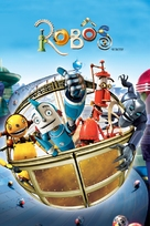 Robots - Brazilian Movie Poster (xs thumbnail)