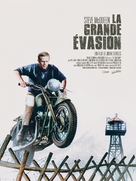 The Great Escape - French Re-release movie poster (xs thumbnail)
