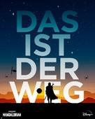 """The Mandalorian"" - German Movie Poster (xs thumbnail)"