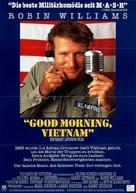 Good Morning, Vietnam - German Movie Poster (xs thumbnail)
