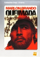 Queimada - French DVD movie cover (xs thumbnail)