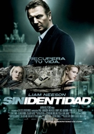 Unknown - Spanish Movie Poster (xs thumbnail)