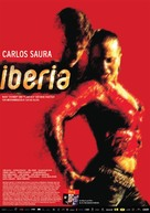Iberia - German Movie Poster (xs thumbnail)